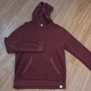 Lucky brand sweater hoodie Medium NEW